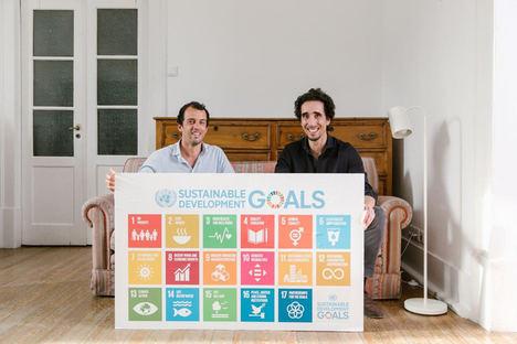 Nuno Brito Jorge (CEO) y Luís Couto (CFO) de GoParity.