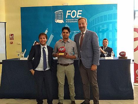 Nutrasign y Casa Dirección, empresas galardonadas con los premios AJE 2019