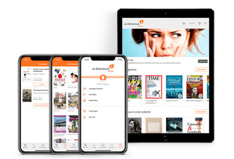 ODILO, la tecnología española que evolucionará la plataforma de contenidos digitales para 17 millones de holandeses