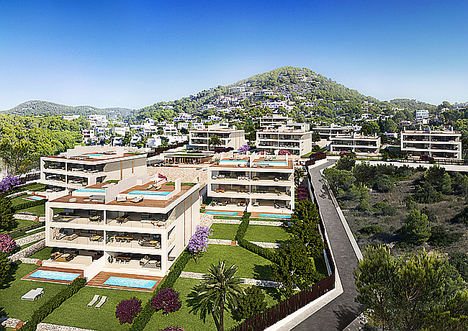 "OD Real Estate presenta THE WHITE ANGEL ""CALA COMTE"" & ""TALAMANCA"""