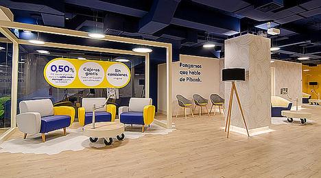 Pibank completa su modelo de negocio con la apertura de oficinas en Madrid, Barcelona, Valencia y Zaragoza