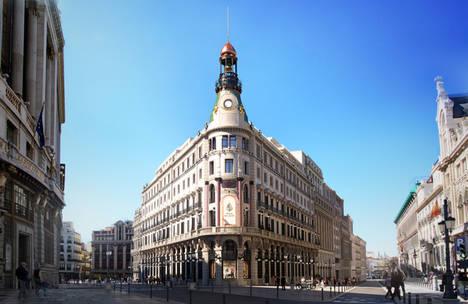 Centro Canalejas Madrid, un nuevo icono para la ciudad