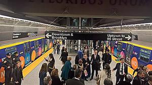 OHL finaliza el proyecto de acondicionamiento de la 72nd Street Station de Nueva York