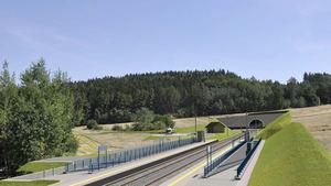 OHL modernizará la línea ferroviaria de Sudoměřice a Votice en República Checa por 172 millones de euros