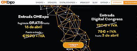 OMExpo by Futurizz encarga a MAS y su partner Binary Knowledge_ crear el Gimnasio del futuro