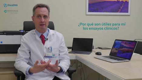 ¿Por qué son útiles los ensayos clínicos para el paciente de cáncer?