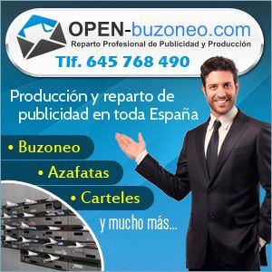 OPEN-buzoneo.com renueva su página web