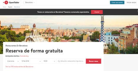 Opentable llega a Barcelona con una oferta única para comensales y restaurantes