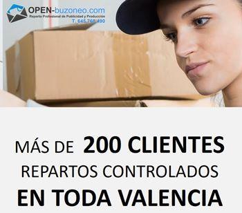 OPEN, reparto de publicidad abre oficinas en Valencia