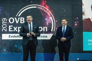 OVB Allfinanz España celebra su Convención Anual donde presentó su nueva imagen