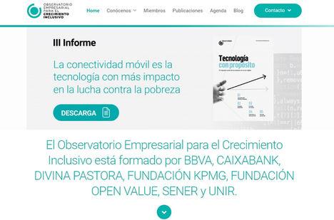 El Observatorio Empresarial para el Crecimiento Inclusivo presenta su nuevo posicionamiento para fomentar una economía inclusiva