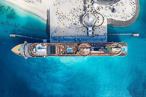 Más de cien españoles entre los primeros visitantes a Ocean Cay MSC Marine Reserve, la nueva isla privada de MSC Cruceros en las Bahamas