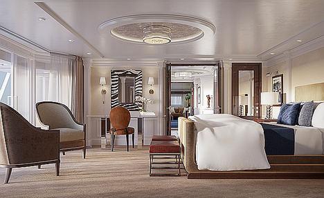 Ralph Lauren surcará los mares en 2019 con estas espectaculares suites