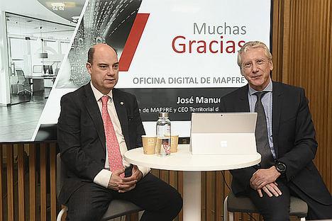 MAPFRE abre en Madrid su primera oficina digital