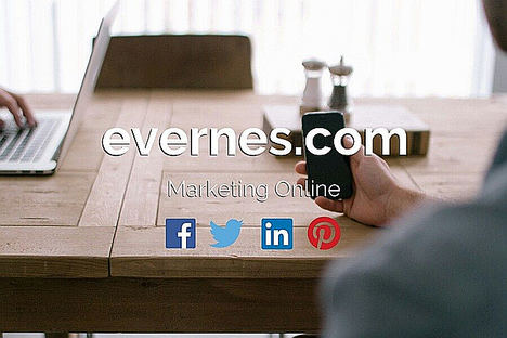 Evernes.com propone soluciones de diseño web y marketing digital para empresas