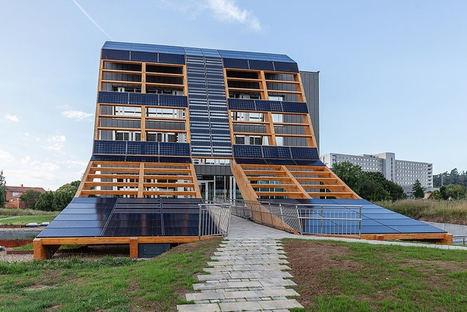 Asturias alberga el primer edificio de oficinas Net Zero