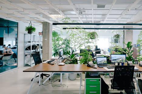 Oficinas de Grenergy, Madrid