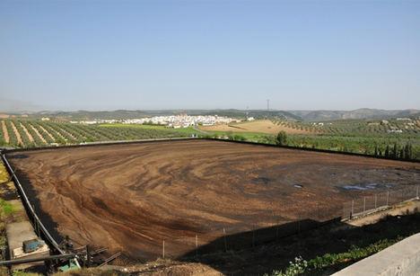 La Junta de Andalucía informa favorablemente sobre el proyecto de ampliación de la planta de tratamiento de orujo promovido por Oleícola El Tejar en Palenciana