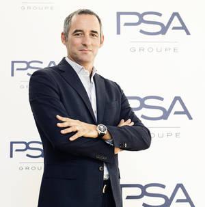 Olivier Quilichini, PSA.
