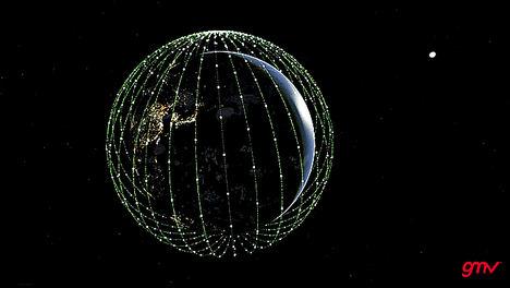 GMV controla los primeros satélites de la megaconstelación OneWeb