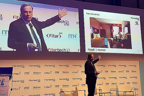 OneseQ se posiciona en FITUR como un referente de ciberseguridad para activos hoteleros