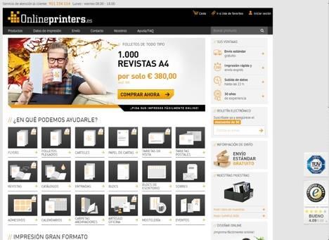 Una imprenta para más de 30 países