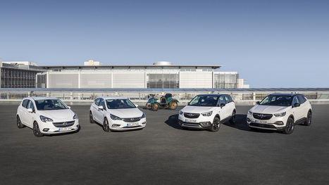 120 Aniversario de Opel, mirando al futuro