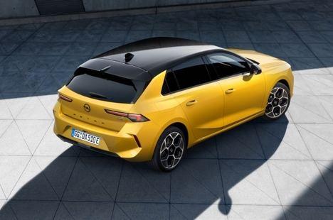 El Opel Astra entra en una nueva era