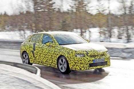 Maratón de pruebas para la nueva generación del Opel Astra