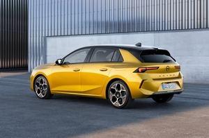 Ya se admiten pedidos para el nuevo Opel Astra