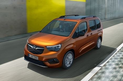 El nuevo Opel Combo-e Life, ya a la venta