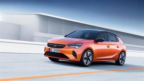 La sexta generación del Opel Corsa se pasa a la electricidad