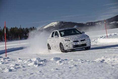La sexta generación del Opel Corsa se prepara