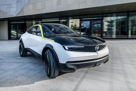 El Opel GT X Experimental redefine el estándar