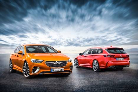 Opel abre la cartera de pedidos del Insignia GSi