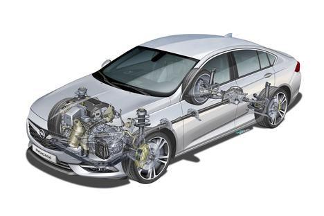 """El Opel Insignia elegido como mejor """"coche de tracción total del año 2019"""""""