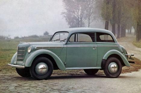 Opel Kadett y Astra