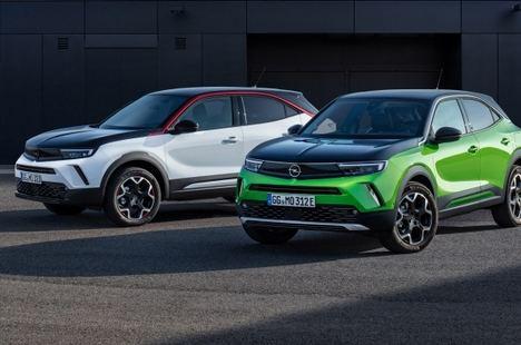 Nuevos equipamientos para el nuevo Opel Mokka