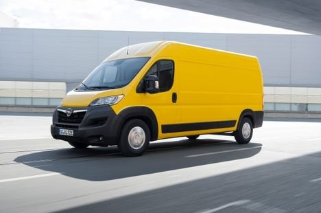 Nuevos Opel Movano y Movano-e