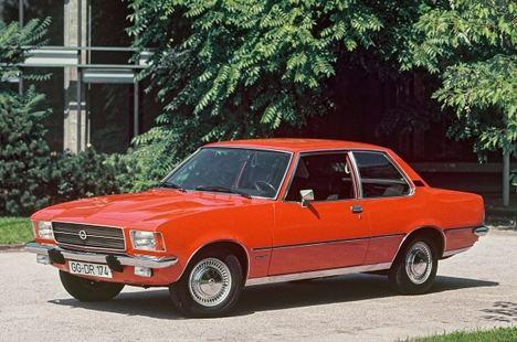 50 cumpleaños del Opel Rekord D