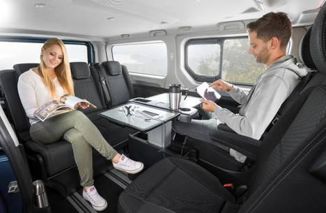 Estreno mundial de la nueva Opel Vivaro Life