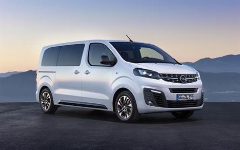 Nuevo Opel Zafira Life
