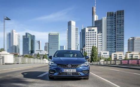 Llega a España el nuevo Opel Astra