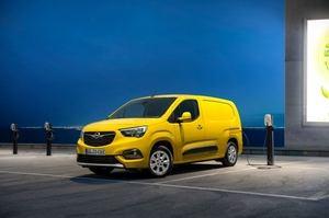 Nuevo Opel Combo-e Cargo