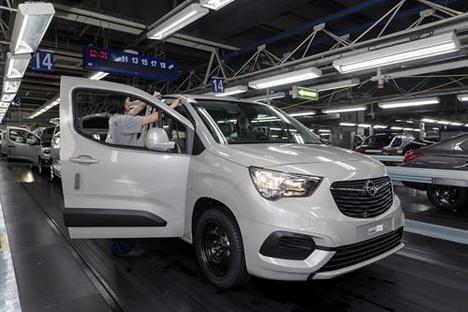 El Opel Combo de Vigo a más de 30 países