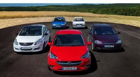 Opel Corsa: Una historia de éxito que continúa