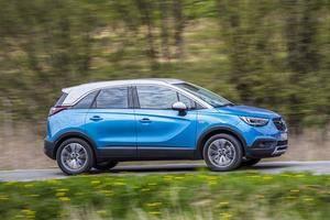 Nuevo Opel Crossland X