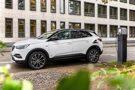 Nuevo Opel Grandland X Híbrido enchufable
