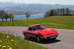50 años del Opel GT