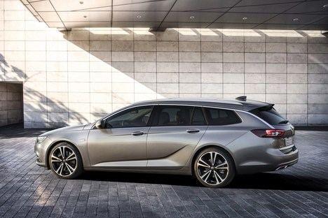 Opel Insignia Sports Tourer 2.0 CDTi Biturbo 4x4 AT.8